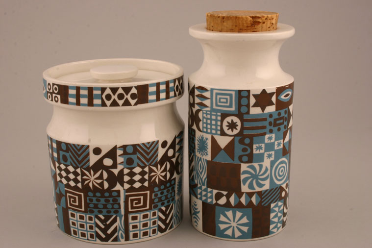 Buy portmeirion tivoli blue brown serving items cookware kitchenware - Tivoli kitchenware ...