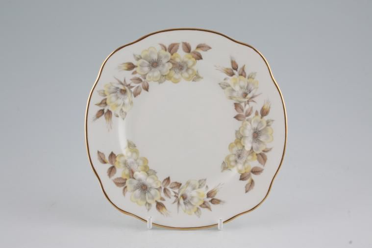 Duchess - Helena - Tea / Side / Bread & Butter Plate - Square