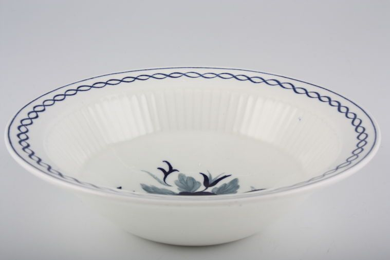 Adams - Baltic - Rimmed Bowl