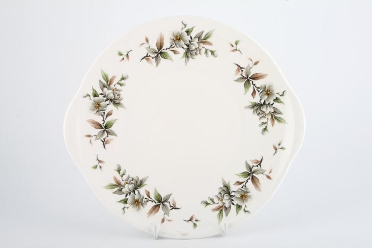 Adderley - Arcadia - Cake Plate - Round, eared