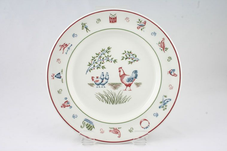 Johnson Brothers The Twelve Days Of Christmas We39ll Find & Johnson Brothers Christmas Dinnerware - Castrophotos