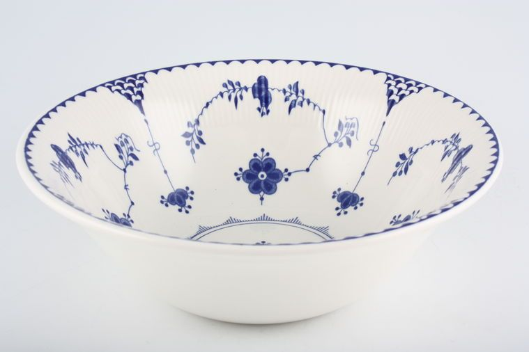 Masons - Denmark - Blue - Serving Bowl
