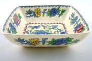 "Masons - Regency - Dish (Giftware) - 4 1/8"" - Masons 'Regency' Square shape"