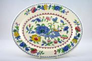 Masons - Regency - Oval Plate / Platter - 15 1/2""