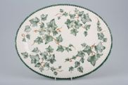 BHS - Country Vine - Oval Plate / Platter - 12 1/4""
