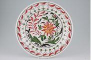 """Portmeirion - Welsh Dresser - Platter - 12 3/8"""" - round"""