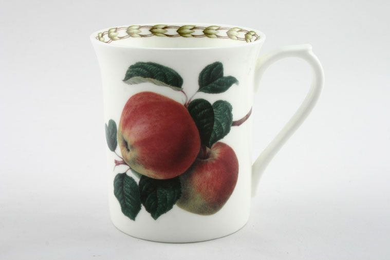 Queens - Hookers Fruit - Mug - Apple - Red