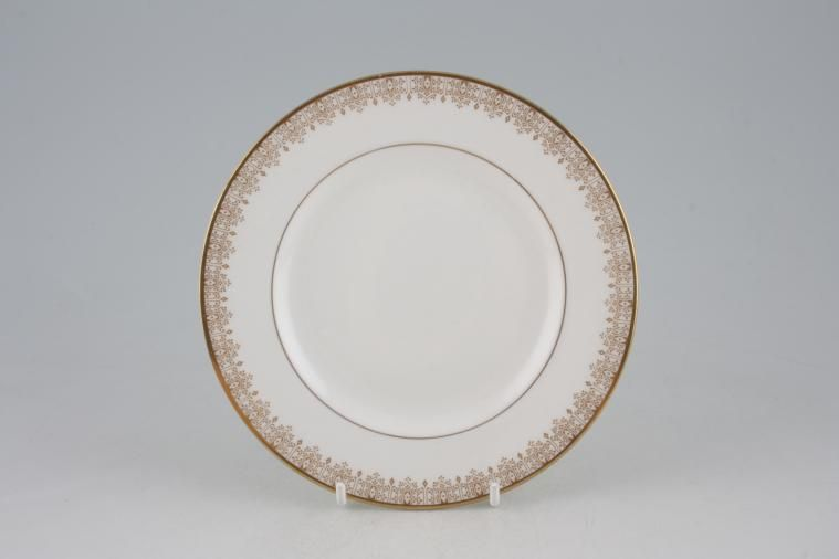 Royal Doulton - Gold Lace - H4989 - Tea / Side / Bread & Butter Plate