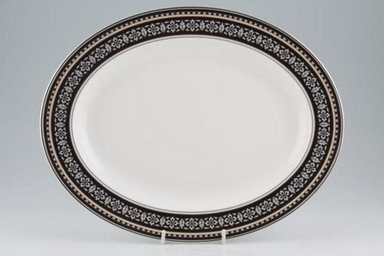 Royal Doulton - Langley - H5272 - Oval Plate / Platter