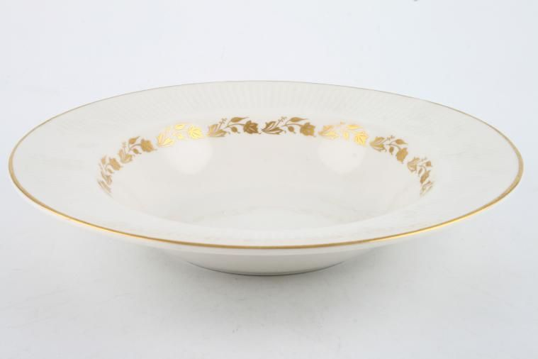 Royal Doulton - Fairfax - T.C.1006 - Rimmed Bowl