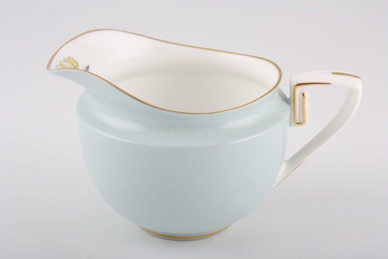 Royal Worcester - Woodland - Blue - Milk Jug