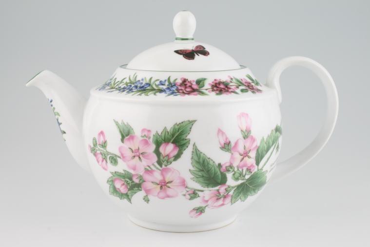 Royal Worcester - Worcester Herbs - Teapot