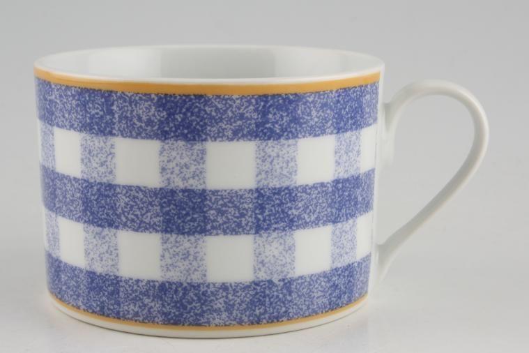 TTC - Gingham Juniper - Topchoice - Teacup