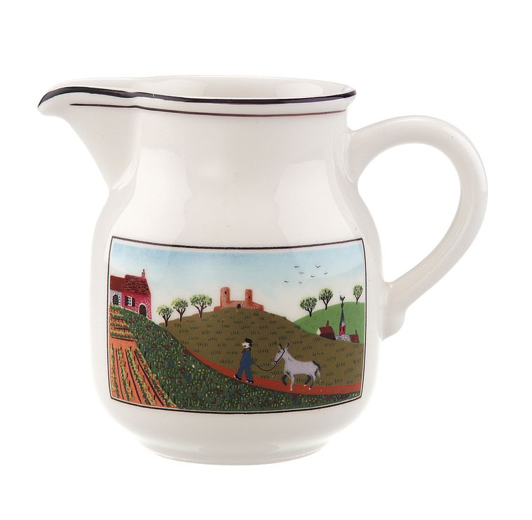 Milk jug 1 in stock to buy now villeroy boch for Villeroy boch naif