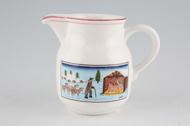 No obligation search for Villeroy & Boch - Naif Christmas - Milk Jug