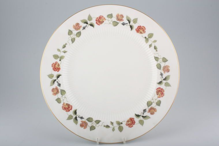 Dinner Plate From 8 In Stock To Buy Now Wedgwood India Rose